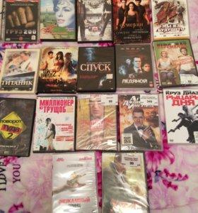 Отдаю диски DVD