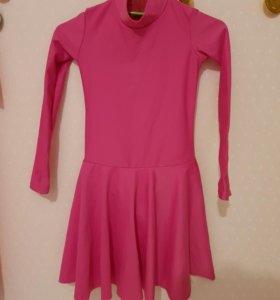 Рейтинговое платье для танцев. 110 размер