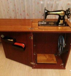 швейная машинка батерфляй