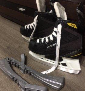 Хоккейные коньки детские Bauer