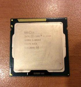 Процессор i3-3240 / 3.40GHz
