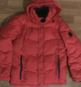 Куртка зимняя мужская размер S -46.