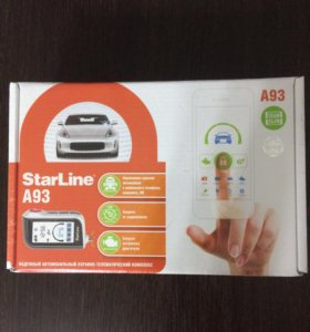 StarLine A93 2CAN 2LIN