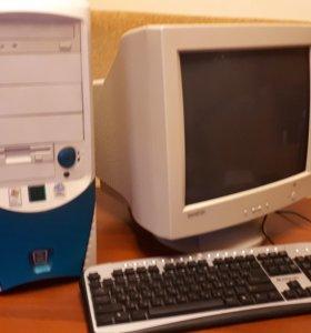Надежный компьютер Pentium 4