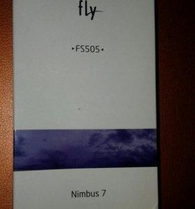 Телефон fly Nimbus 7