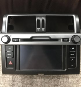 Сенсорный монитор на Тойота Prado 150