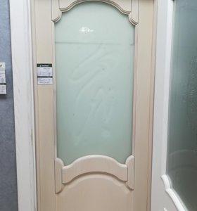 Межкомнатные двери с выставки