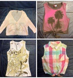 Пакет летней одежды XS-S