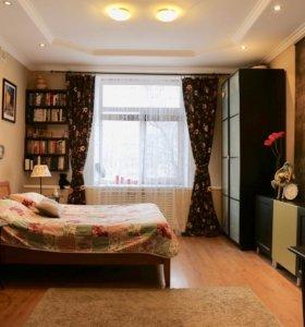 Квартира, 3 комнаты, 77.9 м²