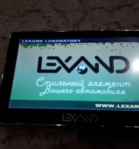 Навигатор LEXANDR 5350+