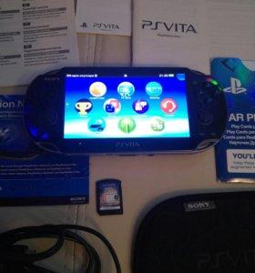 Sony PS Vita 3G Wi-Fi, карта 8 гб