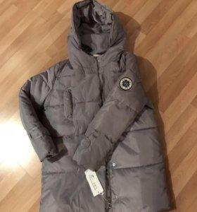 Зимняя куртка,новая 42-44