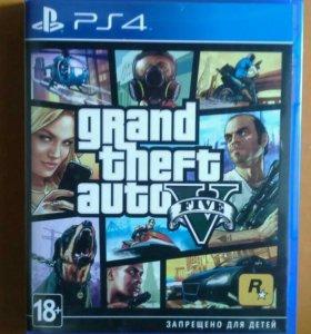 Grand Theft Auto 5 (gta 5) для Sony Playstation 4