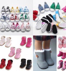 Обувь на Baby born