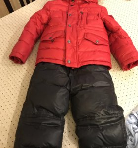 Зимний костюм Борелли для мальчика
