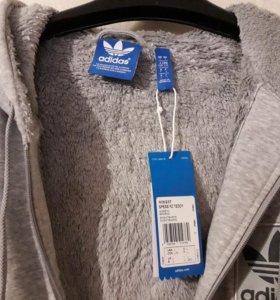 Куртка толстовка adidas