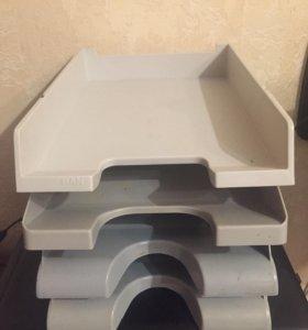 Ящики для бумаги