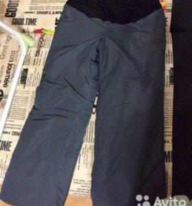 Утеплённые брюки для беременных. Новые