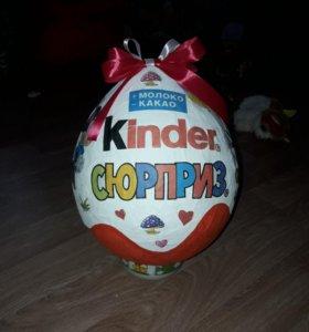 Подарок Киндер!))