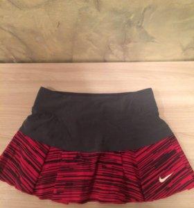 Спортивные юбка шорты новые оригинал