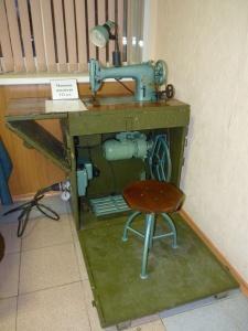 Армейская походная швейная машина ПШМ 322м