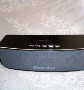 Hi-Fi Портативная акустика Bluedio CS4