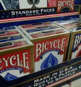 карты bicycle