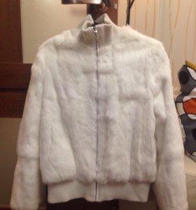 Куртка -шубка 44 размер