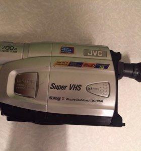 Видеокамера JVC Super VHS GR-SX25E