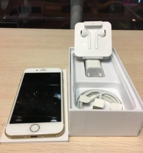 iPhone 7Gold 32gb