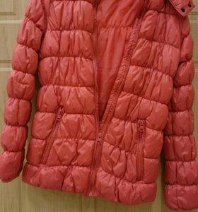 Куртка для девочки 11 лет
