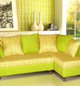 Диван кровать угловой новая мягкая мебель