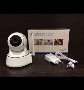 HD Wi-Fi camera 🎥 видеоняня