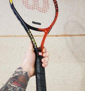 Теннисная ракетка Wilson US open L 4