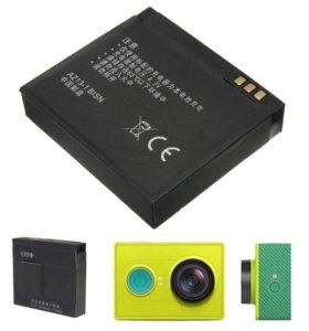Аккумулятор для Xiaomi Yi экшн-камер
