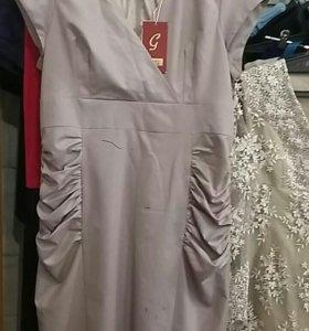 Платье новое. 48-50.