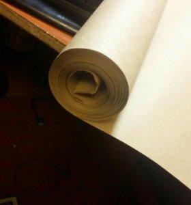 Крафт бумага, рулоны.Цена за рулон.