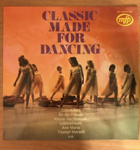 Mr. Tat's Dancing-Band – Classic Made For Dancing