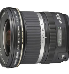 Объектив Canon EF-S 10-22 mm f/3.5-4.5