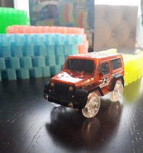 Игрушка машинка с трассой