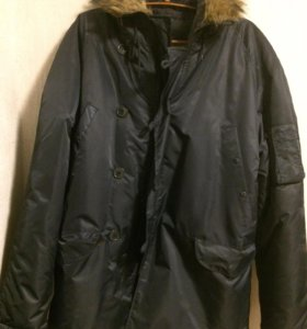Зимняя куртка «аляска»