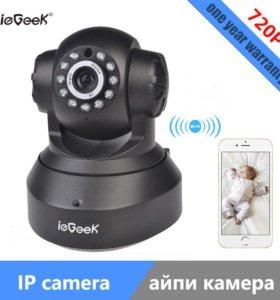 ip камера с WI fi