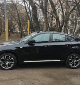 BMW X6 3.0 AT 2012