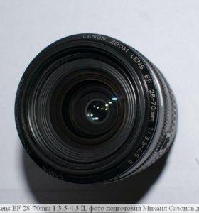 Объектив  Canon EOS AF