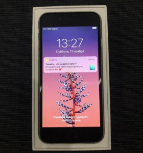 IPhone 6 16 GB (Space gray)