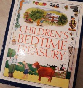 Шикарная Детская книга на английском. Сказки