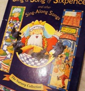 Детская книга на английском. Сказки и стихи