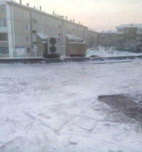 Уборка снега, очистка кровли, сброс снега с крыш