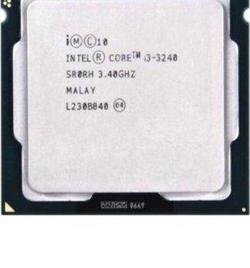 Процессор intel core i3 3240 3.40GHZ