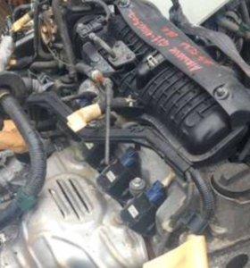 Двигатель Хонда Айрвей L15a